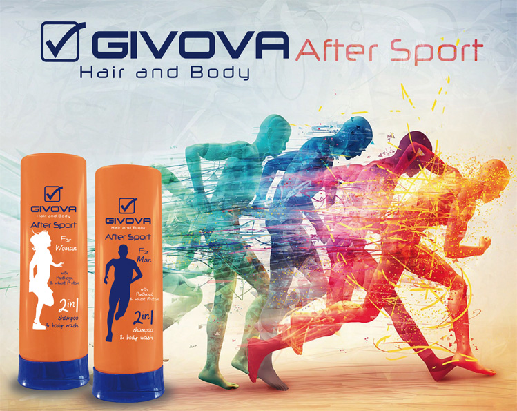 GIVOVA Shampoo & Body Wash